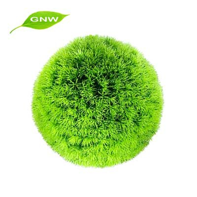 GNW BX1005 hedge artificial green ball decorative ball for some occasion