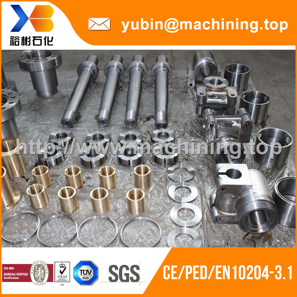 Precision CNC Turning for Stainless Steel /Aluminum / Brass Parts