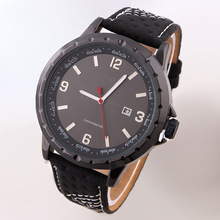 Top Brand Luxury Leather Watch/CURREN Vogue Mens Watches
