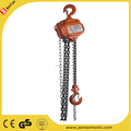 5T VC-A type chain pulley block hot sale in South East Asia