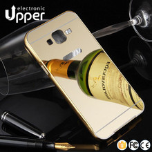 gold chrome case for samsung galaxy s4,for samsung s4 cover,for samsung galaxy s4 cover