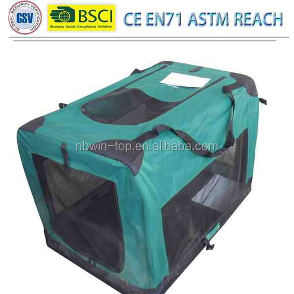 New High Quality Pet Collapsable Cage Dog Crate Kennel