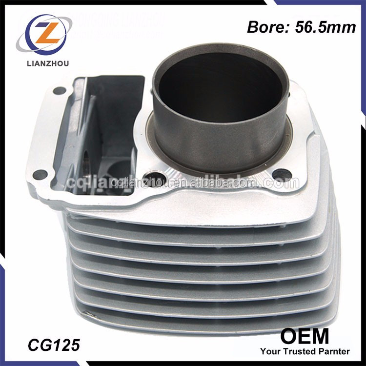 OEM Motorcycle Spare Parts CG125 Cylinder