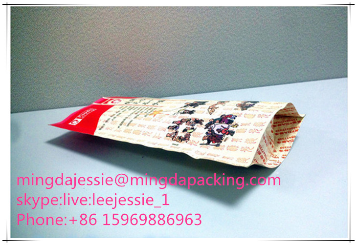 New pe coated paper for melon seeds bags