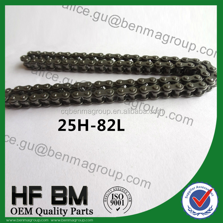 Best Quality motorcycle timing chain 25H 84L precision cheap price