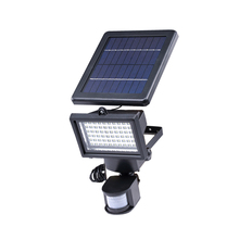 led solar lamp flood tunnel light