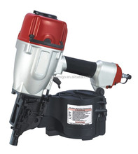 Max CN90 Pneumatic Power Wire Collated Coil Nailer