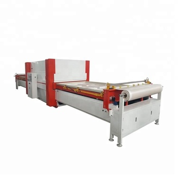 pvc film machinery LB-TM2480D multifunction laminate equipment