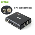 Bluetooth V4.1 combo dvb-s2 dvb-t2 dvb-c 4k satellite receiver smart android 7.1 tv box