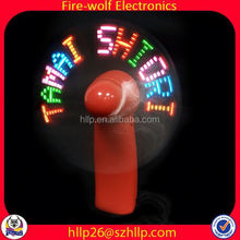 Party Supply Wholesale Propeller Fan Led Clock