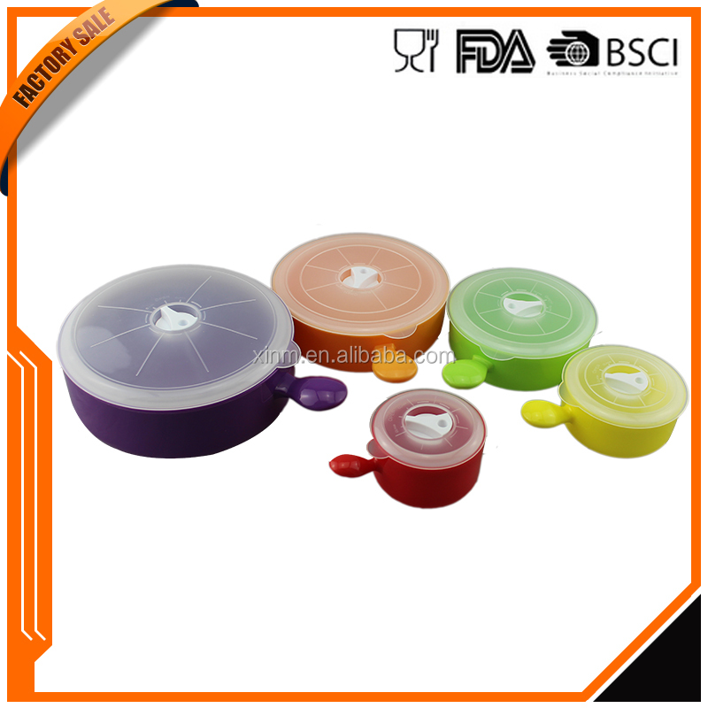 Ningbo popular new products best sales large plastic serving bowl