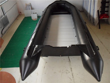 PVC work or rescue boat