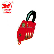 4 Wheel Strap Lifting Block Pulley/lifting parts