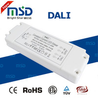 3 years warranty super slim size dali dimmable led driver CC 1000ma 1200ma 1500ma led power supply