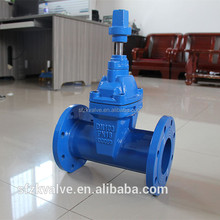 ANSI Class 125 Flanged End Non-rising Stem Gate Valve