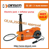 12Volt portable electric hydraulic powered car jack,china made