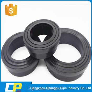 All size HDPE socket pipe fittings flange