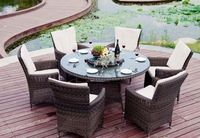 2014 New Design garden wicker furniture