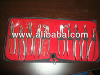 DENTAL INSTRUMENTS STAINLESS STEEL