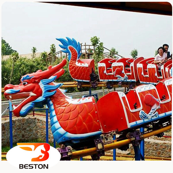 2017 Beston high quality kiddie amusement rides mini plastic roller coaster for sale
