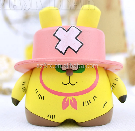 Design Dunny Model Cartoon Animal Vinyl toys,Design your Own Assembled Vinyl Figures Maker,Plastic Figure toys China
