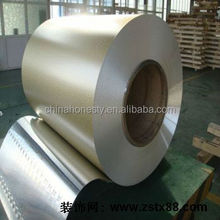 Bright finish with PVC 5182 5052 H32 h111 Aluminum Coil / Roll Supplier in China