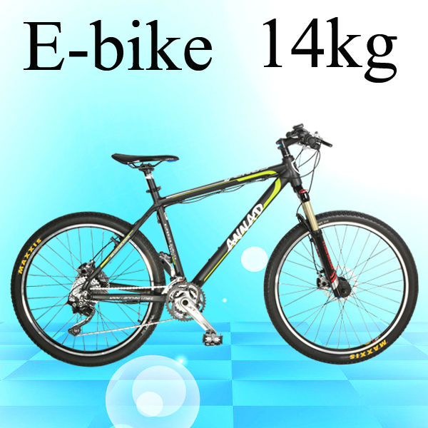 The best manufacturer 26er electric chopper bicycles