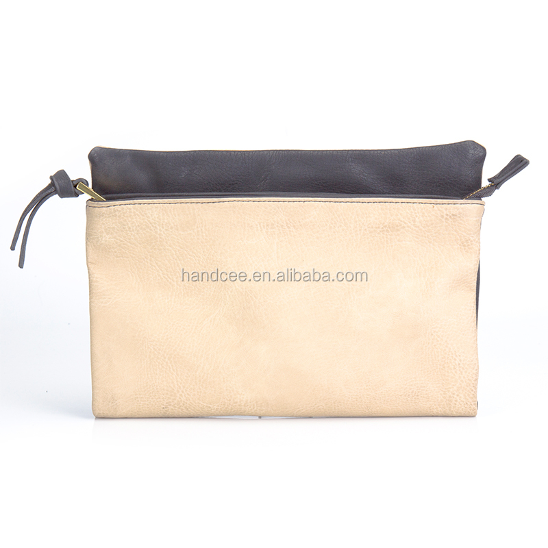 2016New fashion wholesale custom leather bags made in italy