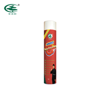 750ml one component expanding polyurethane PU foam, assembly building foam
