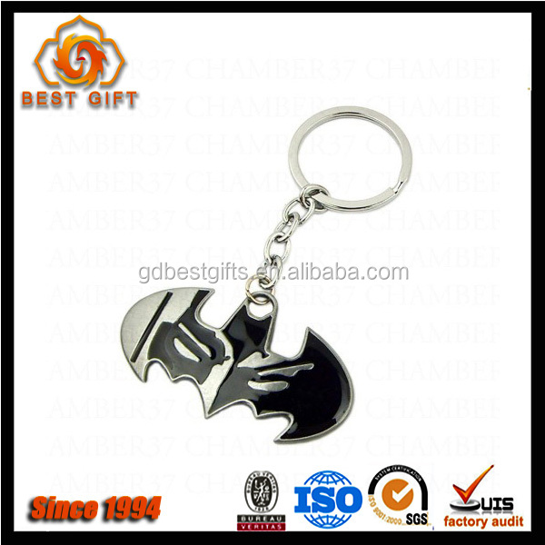 Personalized Cool Look Batman OEM Make Keychain
