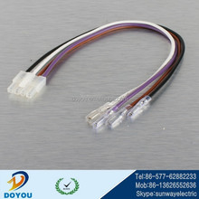 Custom and hot selling Molex 39012040 male 5557 wiring harness