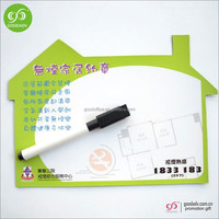 Advertising gift Magnet whiteboard & marker pen