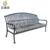 Practical and beautiful garden decoration bench,outdoor garden bench
