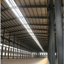Steel Structure Framed Commercial Office Building, Structural Steel Truss Prefab
