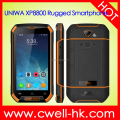 UNIWA XP8800 5 Inch Zello Walkie Talkie IP67 Waterpproof Fingerprint 4G LTE Android 6.0 Lollipop Rugged Smartphone