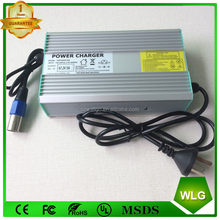 60V 30A battery DC charger 67.2v 5A for Electric scooter e-motorcycle li-ion battery Pack