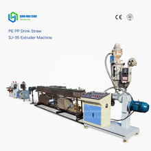 Sinohs CE ISO PP PE PVC Small Plastic Pipe Making Machine, Cotton Stick/ Candy Stick/Drinking Straw Pipe