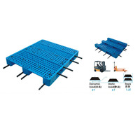 single faced new PP lightweight plastic seeding tray for greenhouse