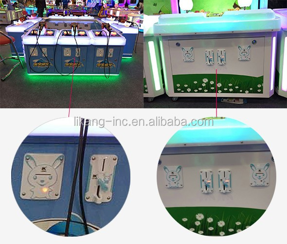 LK009S Lottery machine ticket dispenser used for online casino gambling machines