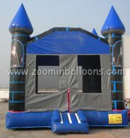 2016 commercial inflatable bouncy castle for sale Z1136