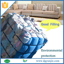Furniture use breathable foam buffer material with home sense