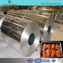 Best selling exported to Europe aluminum foil