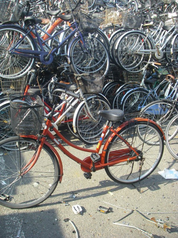 Secondhand Japan Bicycle (used mountain bikes)