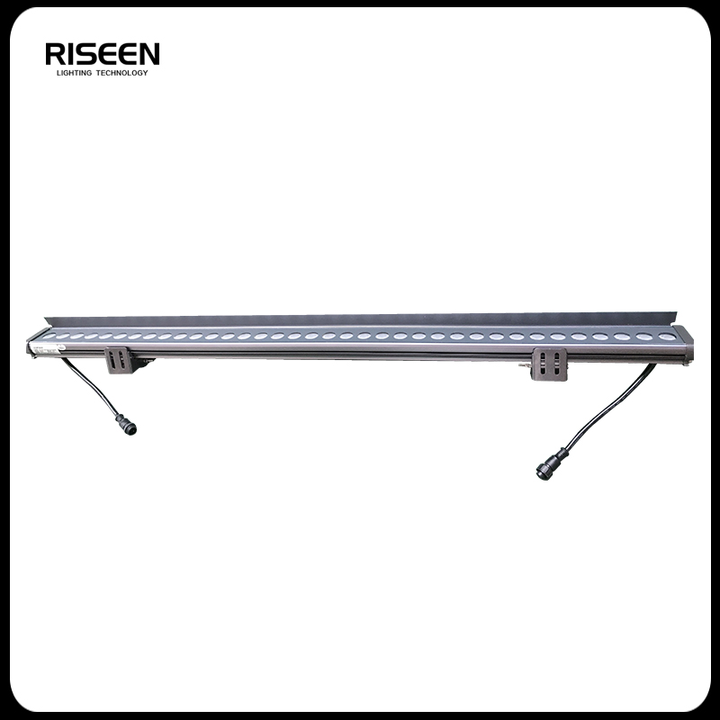 OEM manufacturer surface mounted 36w linear led projector light with CE RoHS certification