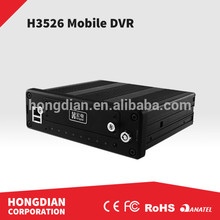 4 channel mobile dvr for Transportation