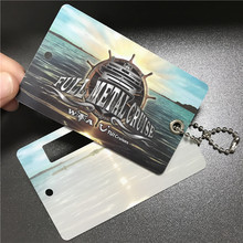 SGS certificate luggage tags personalized photos for travel agency