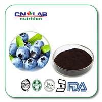 100% Organic Natural Bilberry Extract