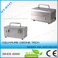 AQUAPURE German portable ozon air purification cheap price