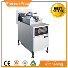 Hot Sale Commercial Chicken Pressure Fryer Machine With Oil Pump & Filter PFE-600