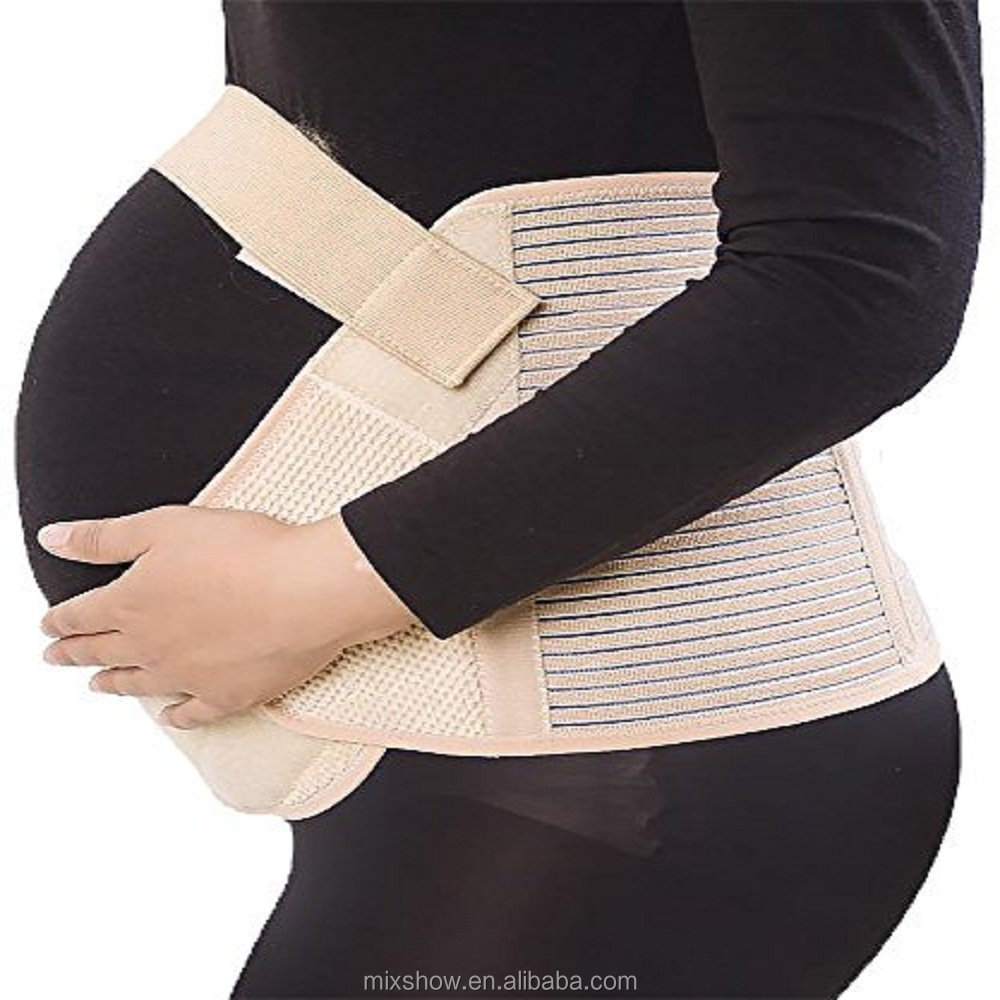 New maternity pregnancy support belt brace